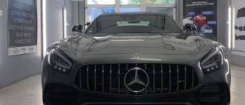 Lackschutz Mercedes